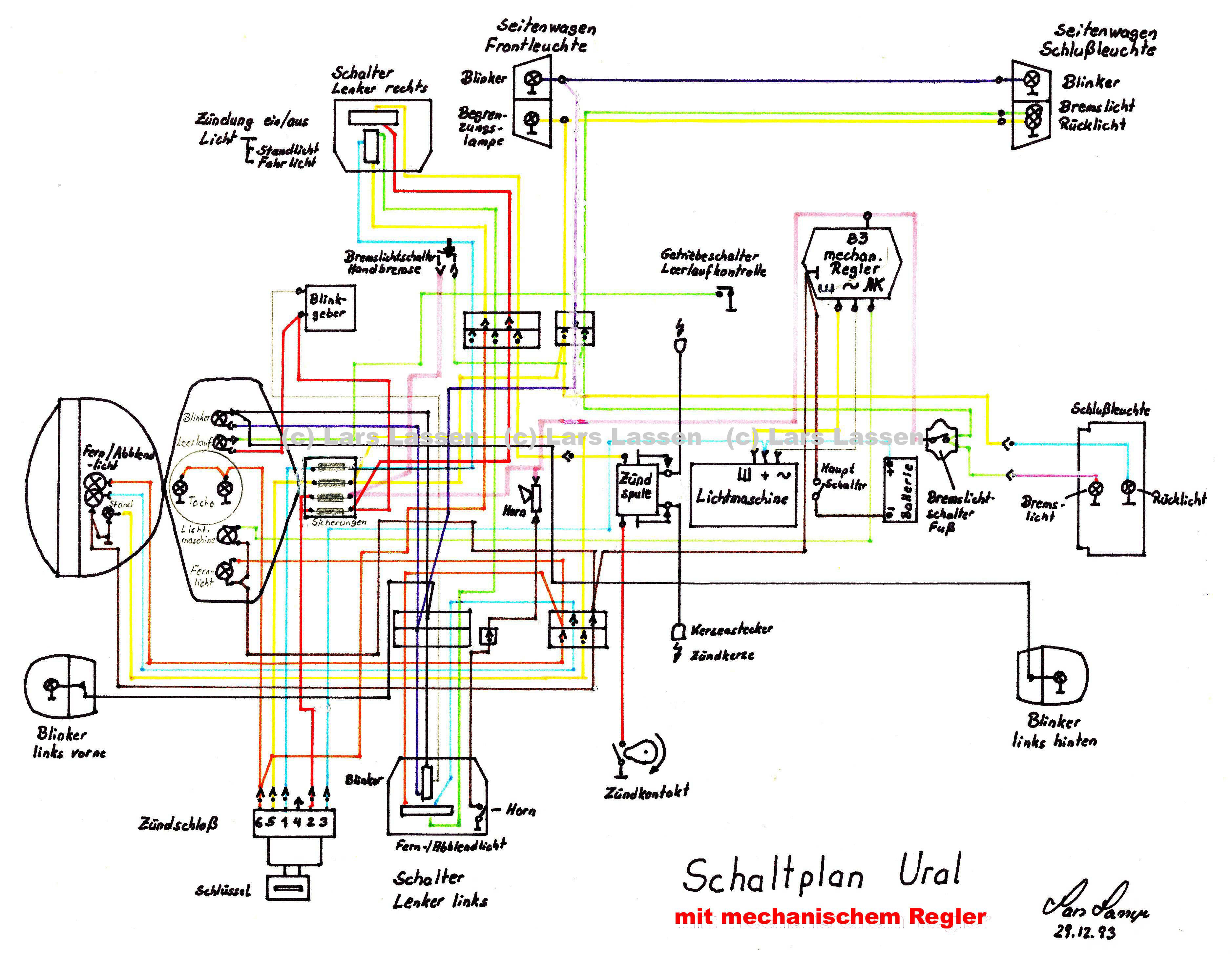 Charmant Gm Blinker Schaltplan Ideen - Elektrische Schaltplan-Ideen ...